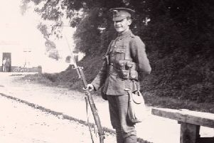 Armistice Day: The last soldier to die