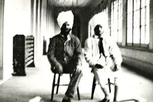 Sikhs at Netley 'Picture from: George Morton-Jack