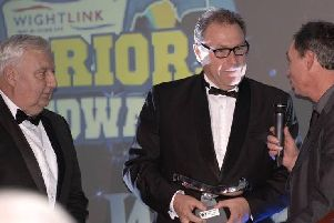 The awards keep on coming for Wightlink Warriors