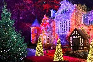 The Magical Illuminated Trail will be held at Beaulieu at the end of November.