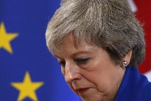 Should Theresa May be leading us out of the EU?