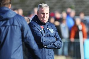 Pompey manager Kenny Jackett will be waiting to see who his side will play in the third round