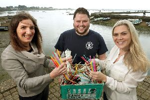 As part of the Final Straw Campaign, many businesses vowed to no longer use single-use plastics. Picture: Chris Moorhouse