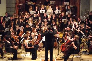 University of Chichester Orchestra will be joining forces with Havant Symphony Orchestra for their Christmas concert.