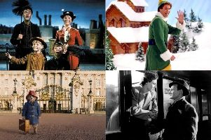 These are just four of the great films that will be screened over the Christmas period.