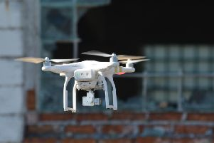 As drone use has increased in the UK laws have been introduced (Photo: Shutterstock)