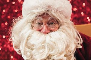Visit Santa's Grotto at Southsea Model Village, Leigh Park and Waterlooville Library.