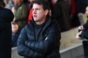 Barnsley manager Daniel Stendel is searching for a new number two