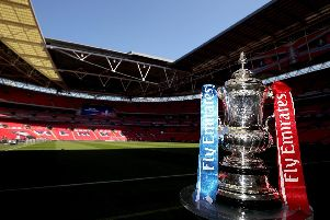 The FA Cup draw takes place on Monday
