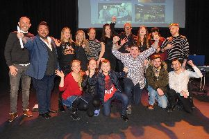 All the winners from the Guide Awards at the New Theatre Royal. Picture: Habibur Rahman
