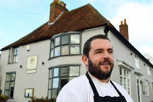 Gary Pearce, the new owner of restaurant 36 On The Quay