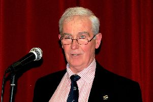 UKIP's John Wallace. Picture: Supplied