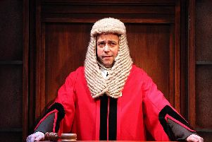 Trial by Laughter is at Chichester Festival Theatre until February 9.