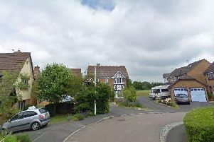 Duncton Road in Clanfield. Picture: Google Street View
