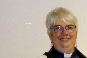 Rev Canon Karina Green