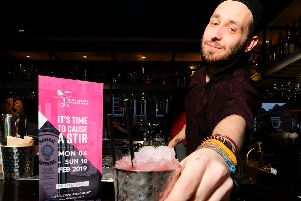 Winchester Cocktail Week returned for its fourth year in Februay 2019