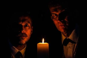 Hound of The Baskervilles by Fareham Musical Society is at Ferneham Hall, Fareham, from February 20-24. Picture by Sean Ridley
