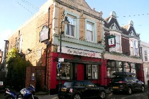 The Italian Bar and Grill, Southsea. Picture: Habibur Rahman