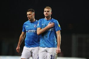 Pompey have struggled for clean sheets amid their recent struggles. Picture: Joe Pepler
