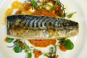 The traditional sauce would be used by fishermen to eat their catch of the day
