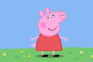 Peppa Pig has been accused of sexism by London Fire Brigade. Picture: Channel 5/ PA Wire