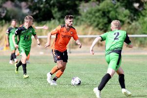 AFC Portchester have been struggling. Picture: Neil Marshall (180728-098)