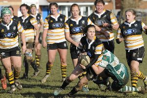 Portsmouth Valkyries have won the league title. Picture: Ian Hargreaves  (030219-11)