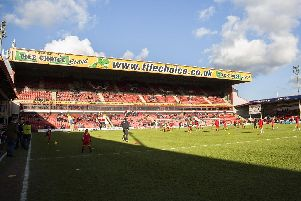 Pompey travel to Walsall on Tuesday night