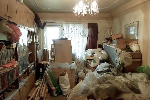 Steve Canavan spent SEVEN HOURS clearing out the spare room ready for the new baby