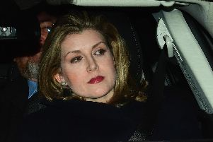 International Development Secretary and Portsmouth North MP, Penny Mordaunt, leaving the Houses of Parliament after MPs rejected a no-deal Brexit under any circumstances. Picture: Victoria Jones/PA Wire