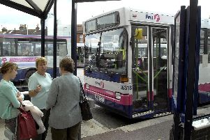 Free bus passes for Portsmouth residents have been suggested as one way to help cut pollution in the city