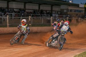 Wightlink Warriors action. Picture: Paul Hales (PSH Photography)
