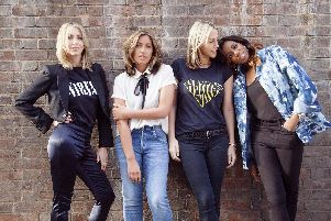 All Saints will play a special guest set Victorious 2019
