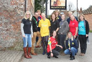 Hall & Woodhouse, the leading independent family-owned Dorset brewer, has raised 114,287 in aid of eight local air ambulance charities in the past year.