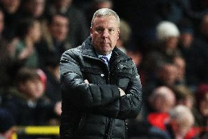 Pompey boss Kenny Jackett will have additional time to conduct his summer transfer business. Picture: Joe Pepler