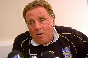 Harry Redknapp could be set to waltz back onto our TV screens