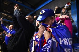 Portsmouth are going to Wembley!
