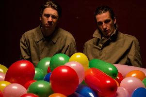 Drenge are at The Wedgewood Rooms in Southsea on April 3