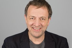 Journalist and writer Misha Glenny will be giving a talk about his book McMafia at NST on April 11