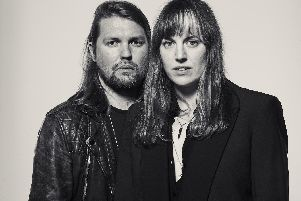 Band of Skulls, 2019. Russell Marsden and Emma Richardson are playing at Central Hall, Southampton on April 11