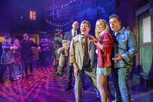 Blood Brothers will be at the Kings Theatre, Southsea, on April 30-May 4. Picture: Contributed