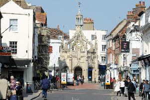South Street in Chichester