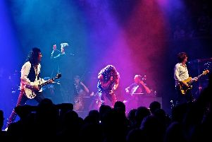 Stairway To Heaven: Led Zeppelin Masters is at Portsmouth Guildhall on April 10, 2019. Picture by Melanick Photography