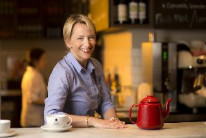 Helena Hudson, managing director of The Real Eating Company. Picture: Danielle Hope-Wynne Kincomms