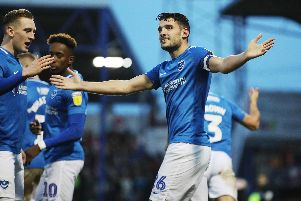 How many League One minutes EVERY Portsmouth player has played this season