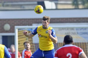 Ben Harding & Co are in a difficult situation in the league. Picture: Ian Hargreaves  (300319-1)