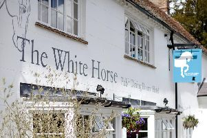 The White Horse in Chilgrove