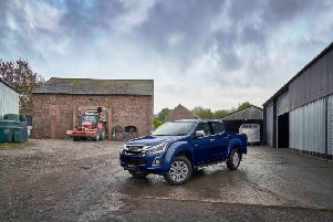the Isuzu D-Max Yukon Double Cab in stylish Sapphire Blue is up for grabs for one lucky winner courtesy of Farming Life and News Letter in association with Isuzu.