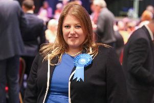 Councillor Donna Jones, Conservative leader of Portsmouth City Council.'Picture: Habibur Rahman