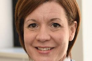 Knife crime lead for Hampshire Constabulary, Temporary Superintendent Claire Taylor